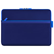 "Buy Belkin Pocket Sleeve 12"" for Microsoft Surface Pro 3, Blueprint Online at johnlewis.com"