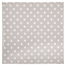 Buy John Lewis Polka Uncoated Napkins, Set of 4 Online at johnlewis.com
