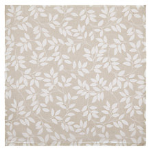 Buy John Lewis Trailing Leaves Napkins, Set of 4 Online at johnlewis.com