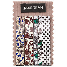 Buy Jane Tran Floral and Spot Hair Slides, Pack of 8, Multi Online at johnlewis.com
