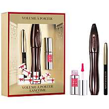 Buy Lancôme Hypnôse Volume-à-Porter Mascara Makeup Gift Set Online at johnlewis.com