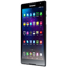 "Buy Lenovo Tab S8 Tablet, Intel Atom, Android, 8"", Wi-Fi, 16GB Online at johnlewis.com"
