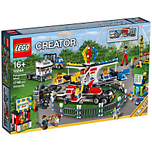 Buy LEGO Creator Fairground Mixer Online at johnlewis.com
