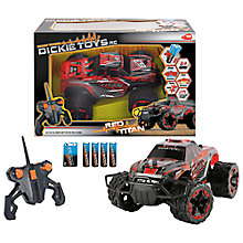 Buy Red Titan Radio Controlled Vehicle Online at johnlewis.com