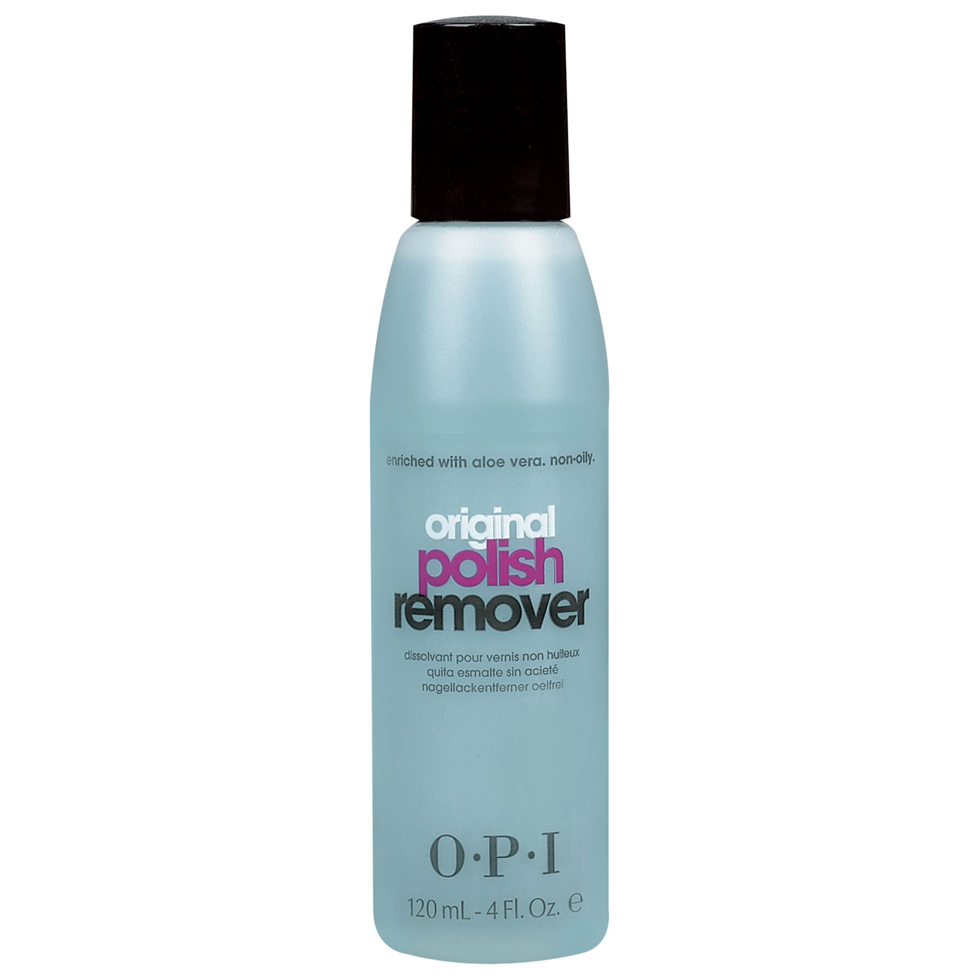 OPI OPI Original Polish Remover Enriched With Aloe Vera, 120ml