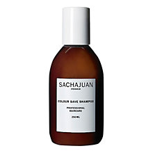 Buy Sachajuan Colour Save Shampoo, 250ml Online at johnlewis.com