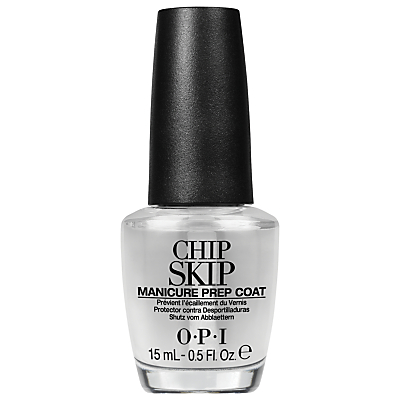 shop for OPI Chip Skip Manicure Prep Coat, 15ml at Shopo