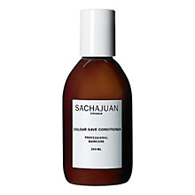 Buy Sachajuan Colour Save Conditioner, 250ml Online at johnlewis.com