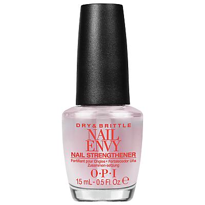 shop for OPI Dry & Brittle Nail Envy Nail Strengthener, 15ml at Shopo