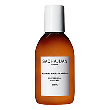 Buy Sachajuan Normal Hair Shampoo, 250ml Online at johnlewis.com