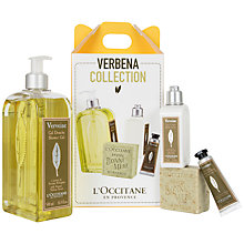 Buy L'Occitane Verbena Bath & Body Collection Online at johnlewis.com