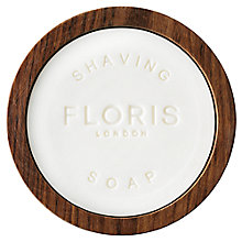 Buy Floris No.89 The Gentleman Shaving Soap, 100g Online at johnlewis.com