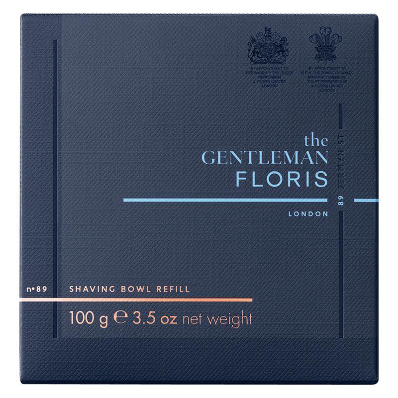 Floris Floris No.89 The Gentleman Shaving Soap Refill, 100g