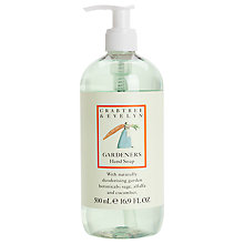 Buy Crabtree & Evelyn Gardeners Liquid Hand Soap, 500ml Online at johnlewis.com