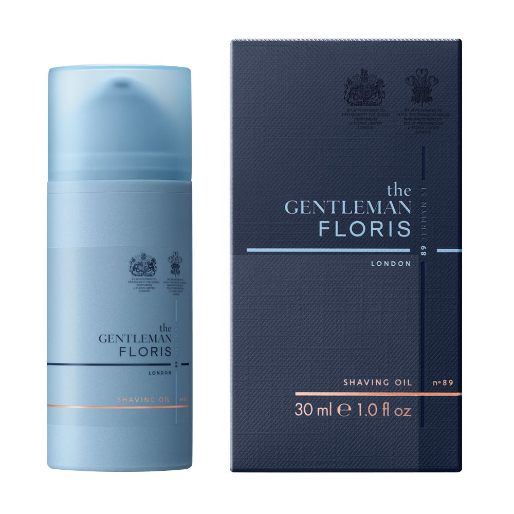 Floris Floris No.89 The Gentleman Shaving Oil, 30ml
