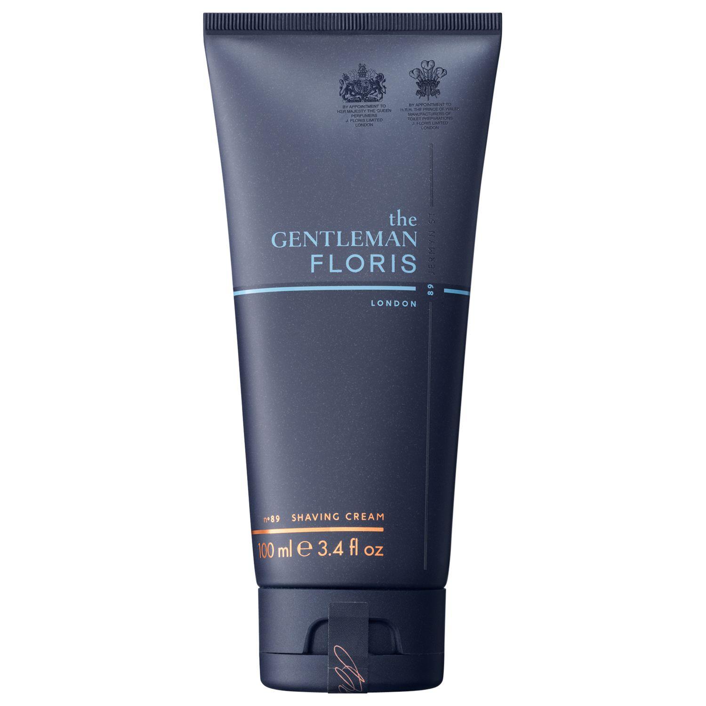 Floris Floris No.89 The Gentleman Shaving Cream, 100ml
