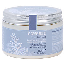 Buy Cowshed On The Hoof Foot Cream Balm, 150ml Online at johnlewis.com