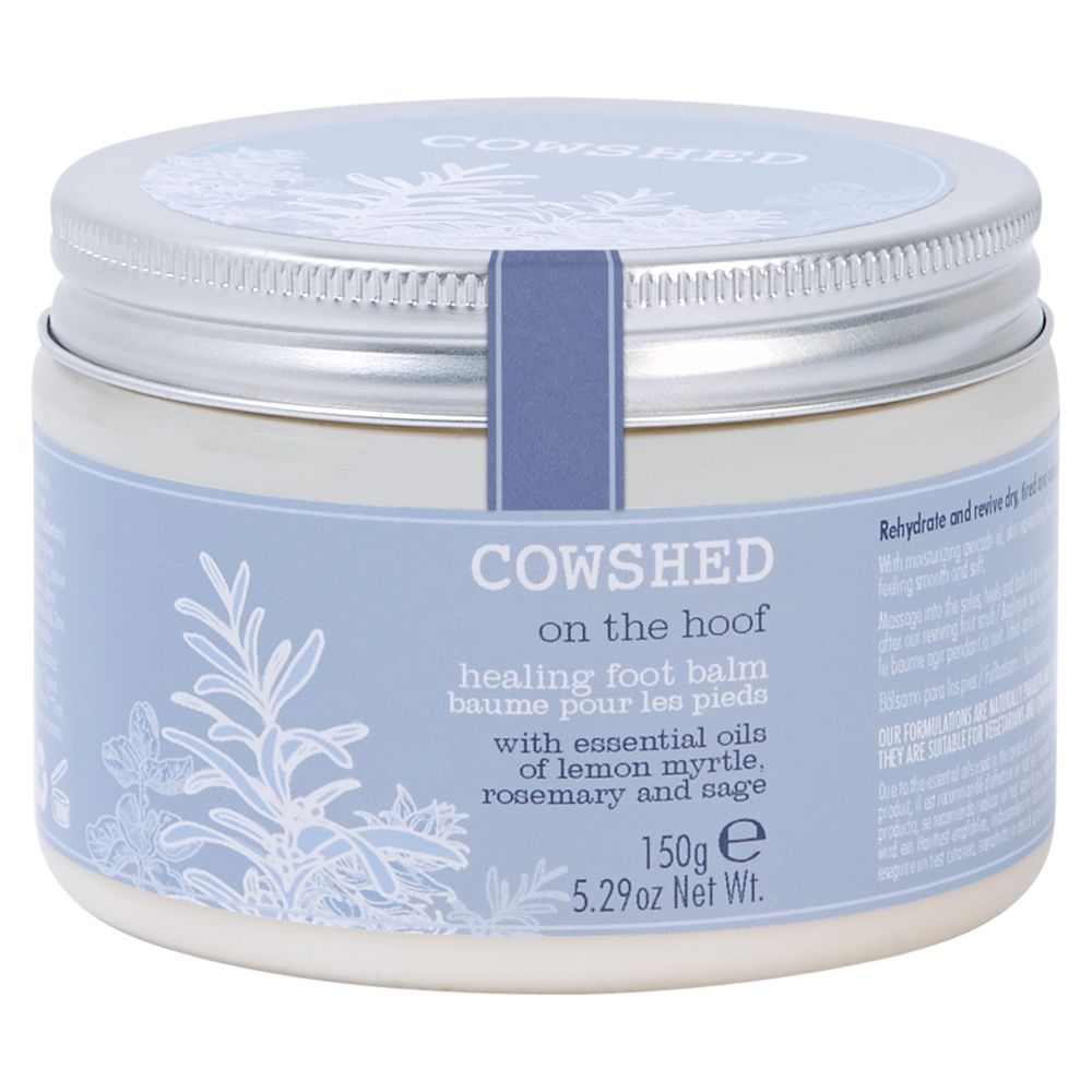 Cowshed Cowshed On The Hoof Foot Cream Balm, 150ml