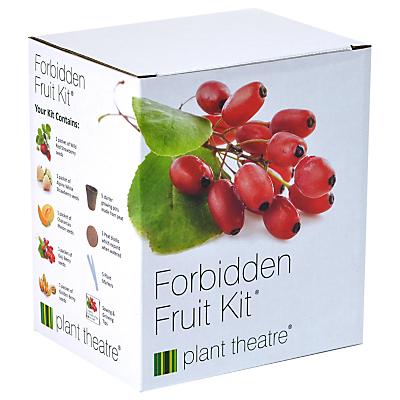 plant theatre forbidden fruit kit