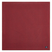Buy Lexington Checked Napkin, Red Online at johnlewis.com