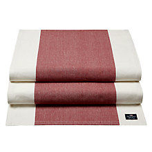 Buy Lexington Red & White Striped Runner Online at johnlewis.com