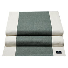 Buy Lexington Green & White Striped Runner Online at johnlewis.com