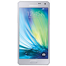 "Buy Samsung Galaxy A5 Smartphone, Android, 5"", 4G LTE, SIM Free, 16GB Online at johnlewis.com"