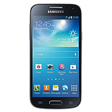 "Buy Samsung Galaxy S4 Mini Smartphone, Android, 4.3"", 4G LTE, SIM Free, 8GB Online at johnlewis.com"