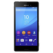 "Buy Sony Xperia M4 Aqua Smartphone, Android, 5"", 4G LTE, SIM Free, 8GB Online at johnlewis.com"