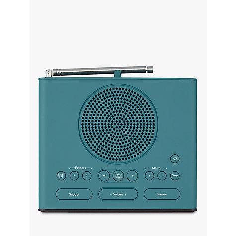 buy john lewis spectrum clock dab dab fm digital radio john lewis. Black Bedroom Furniture Sets. Home Design Ideas