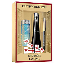 Buy Lancôme Grandiose Eyes Mascara Makeup Gift Set Online at johnlewis.com