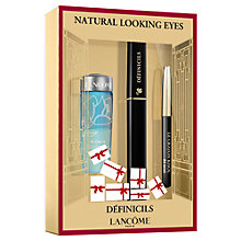 Buy Lancôme Définicils Mascara Makeup Gift Set Online at johnlewis.com