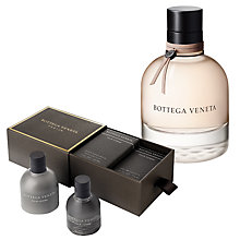 Buy Bottega Veneta Eau de Parfum, 50ml with FREE Deluxe Sampling Box Online at johnlewis.com