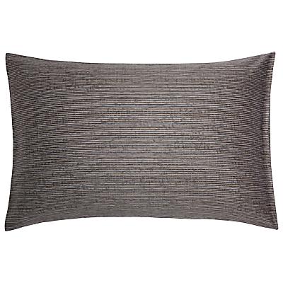Calvin Klein Acacia Textured Standard Pillowcase, Quarry