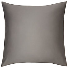 Buy Calvin Klein Acacia Square Pillowcase, Quarry Online at johnlewis.com