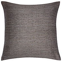 Buy Calvin Klein Acacia Textured Square Pillowcase, Quarry Online at johnlewis.com