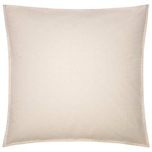 Buy Calvin Klein Blush Gossomer Square Pillowcase Online at johnlewis.com