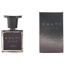 Buy Culti Decor Linfa Room Spray, 100ml Online at johnlewis.com
