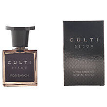 Buy Culti Decor Fiori Bianci Room Spray, 100ml Online at johnlewis.com