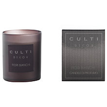 Buy Culti Decor Fiori Bianci Scented Candle Online at johnlewis.com