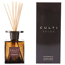 Buy Culti Decor Fiori Bianci Room Diffuser, 500ml Online at johnlewis.com
