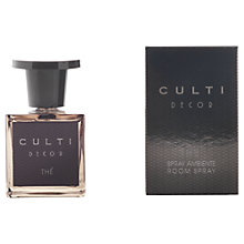 Buy Culti Decor Thé Room Spray, 100ml Online at johnlewis.com