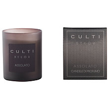 Buy Culti Decor Assolato Scented Candle Online at johnlewis.com