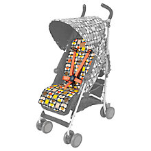 Buy Maclaren Orla Kiely Buggy Seat Liner Online at johnlewis.com
