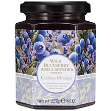 Buy Crabtree & Evelyn Wild Blueberry & Lavender Preserve, 227g Online at johnlewis.com