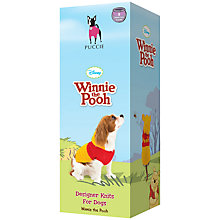 Buy Puccie Disney Winnie The Pooh Dog Costume Knit Kit Online at johnlewis.com