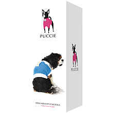 Buy Puccie Preppy Polo Knit Kit, Blue Online at johnlewis.com
