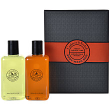 Buy Crabtree & Evelyn Men's Body Wash Gift Set Online at johnlewis.com