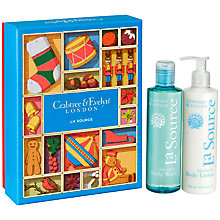 Buy Crabtree & Evelyn La Source Bath & Body Duo Gift Set Online at johnlewis.com