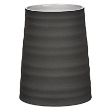 Buy John Lewis Croft Collection Tubby Vase, Small Online at johnlewis.com